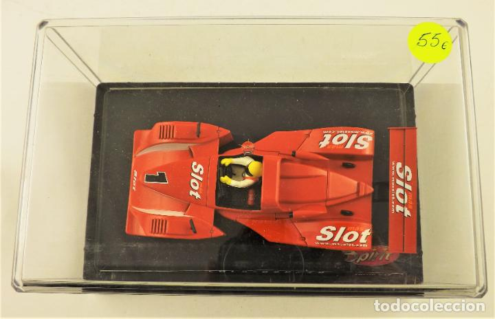 Slot Cars: Slot Spirit Lola B2K 10 Edición Mas Slot - Foto 3 - 191672986