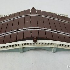 Slot Cars: PUENTE SCALEXTRIC. Lote 192025222