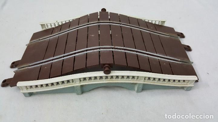 Slot Cars: PUENTE SCALEXTRIC - Foto 4 - 192025222