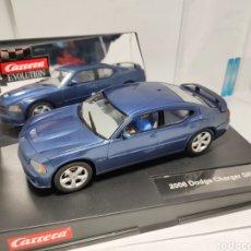 Slot Cars: CARRERA EVOLUTION 2006 DODGE CHARGER SRT8 REF. 27251. Lote 192675372