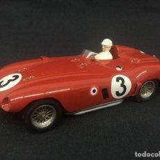 Slot Cars: MMK PRODUCTIONS SLOT REF. 13 FERRARI 121 LM SPIDER SCAGLIETTI. Lote 193278088