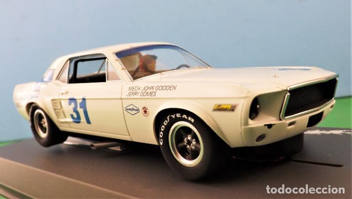 Slot Cars: slot Pioneer Ford Mustang Notchback del 67 - Foto 2 - 255917315