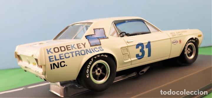 Slot Cars: slot Pioneer Ford Mustang Notchback del 67 - Foto 3 - 255917315