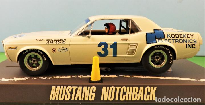 Slot Cars: slot Pioneer Ford Mustang Notchback del 67 - Foto 4 - 255917315