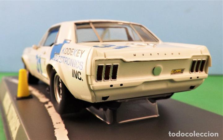 Slot Cars: slot Pioneer Ford Mustang Notchback del 67 - Foto 5 - 255917315