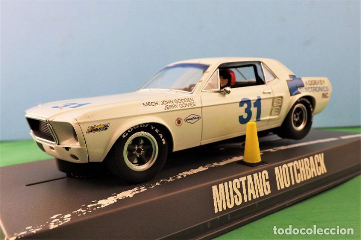 Slot Cars: slot Pioneer Ford Mustang Notchback del 67 - Foto 6 - 255917315