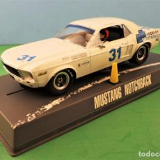 Slot Cars: SLOT PIONEER FORD MUSTANG NOTCHBACK DEL 67. Lote 255917315