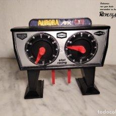 Slot Cars: CUENTA VUELTAS SLOT AURORA AFX (FUNCIONA). Lote 193920748