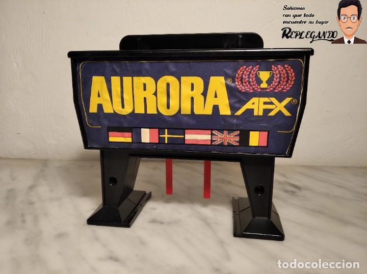Slot Cars: CUENTA VUELTAS SLOT AURORA AFX (FUNCIONA) - Foto 2 - 193920748