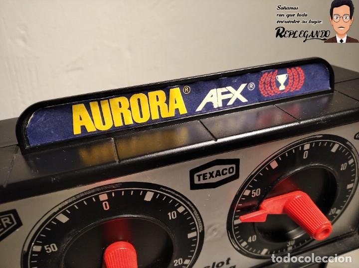 Slot Cars: CUENTA VUELTAS SLOT AURORA AFX (FUNCIONA) - Foto 8 - 193920748