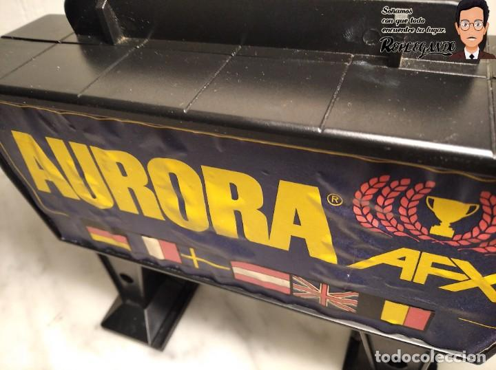 Slot Cars: CUENTA VUELTAS SLOT AURORA AFX (FUNCIONA) - Foto 9 - 193920748