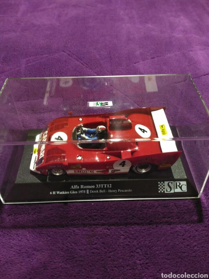 ALFA ROMEO S.R.C. (Juguetes - Slot Cars - Magic Cars y Otros)