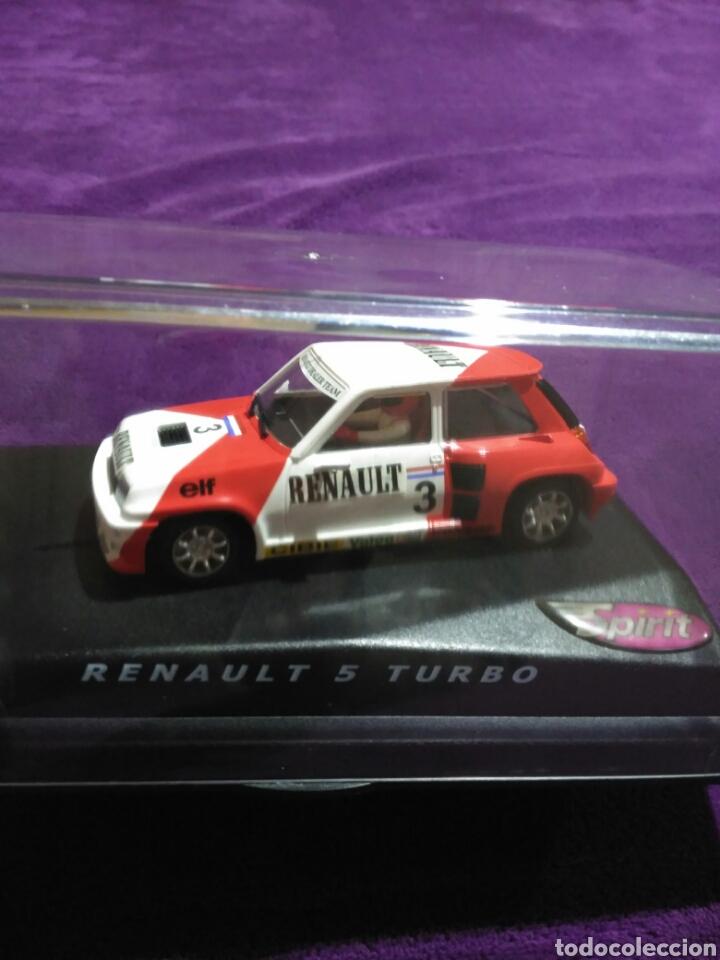 RENAULT 5 TURBO SPIRIT (Juguetes - Slot Cars - Magic Cars y Otros)