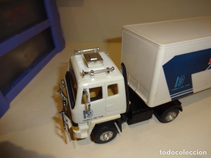Slot Cars: Scalextric. Superslot. Camion Leyland asistencia F1 Parmalat - Foto 4 - 194217172