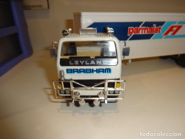 Slot Cars: Scalextric. Superslot. Camion Leyland asistencia F1 Parmalat - Foto 5 - 194217172