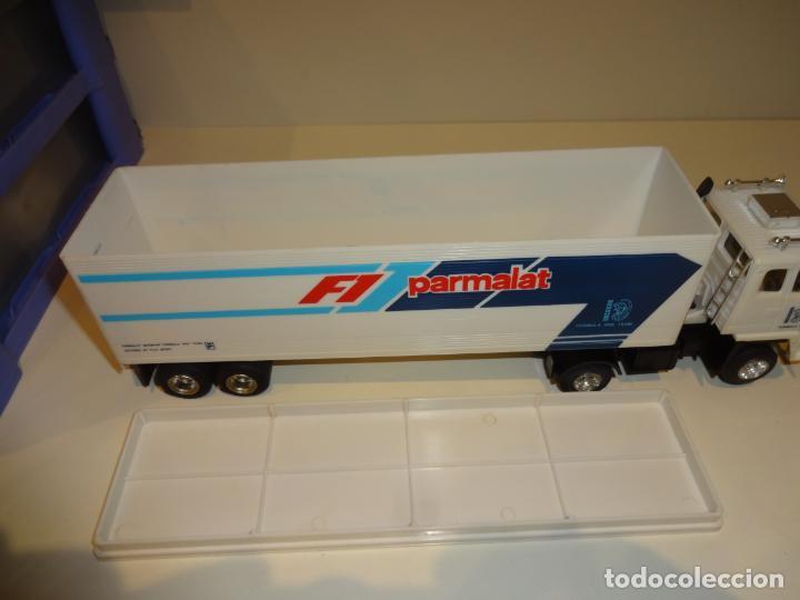 Slot Cars: Scalextric. Superslot. Camion Leyland asistencia F1 Parmalat - Foto 6 - 194217172