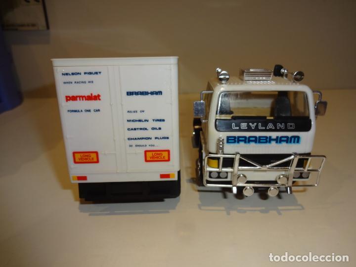 Slot Cars: Scalextric. Superslot. Camion Leyland asistencia F1 Parmalat - Foto 8 - 194217172