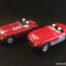 Slot Cars: VENCEDORES MILLE MIGLIA. Lote 194230810