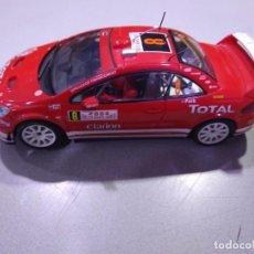 Slot Cars: AUTOART PEUGEOT 307 WRC 2005 N°8 RALLYE MONTECARLO . Lote 194257040