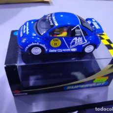 Slot Cars: BEETLE SUPERSLOT EN SU CAJA. Lote 194257130