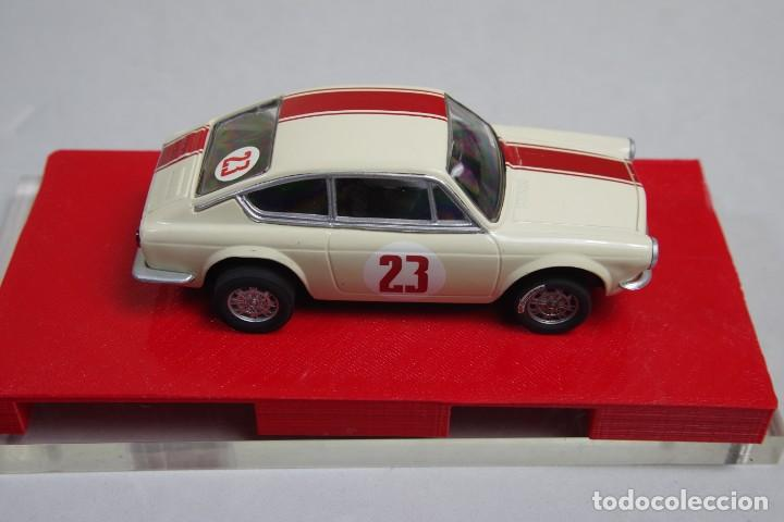 Slot Cars: SCALEXTRIC SEAT 850 COUPE - Foto 2 - 194294608