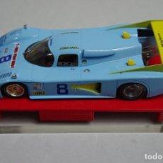 Slot Cars: SCALEXTRIC SRC LOLA T600 PREPARADO. Lote 194294720