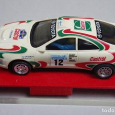Slot Cars: SCALEXTRIC TOYOTA CELICA. Lote 194294842