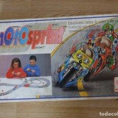 Slot Cars: MOTO SPRINT JUEGOS DE ACTIVIDAD DE GEYPER PISTA DE MOTOS. Lote 194312537