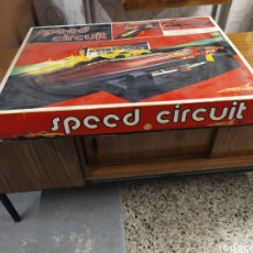 Slot Cars: SCALEXTRIC SPEED CIRCUIT ANOS 70 NUEVO. Lote 194332930