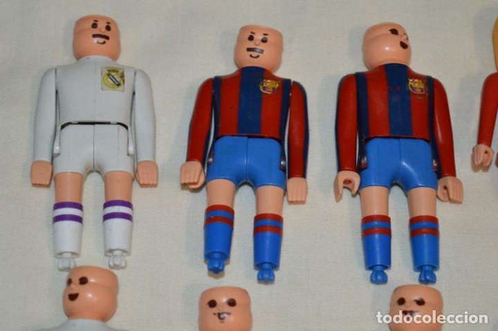 Slot Cars: Lote variado de AIRGAM BOYS - Futbol BARCELONA / R. MADRID, otros ... - Originales, antiguos ¡Mira! - Foto 2 - 194338218