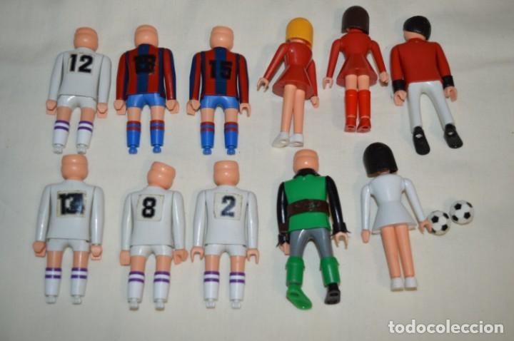 Slot Cars: Lote variado de AIRGAM BOYS - Futbol BARCELONA / R. MADRID, otros ... - Originales, antiguos ¡Mira! - Foto 6 - 194338218