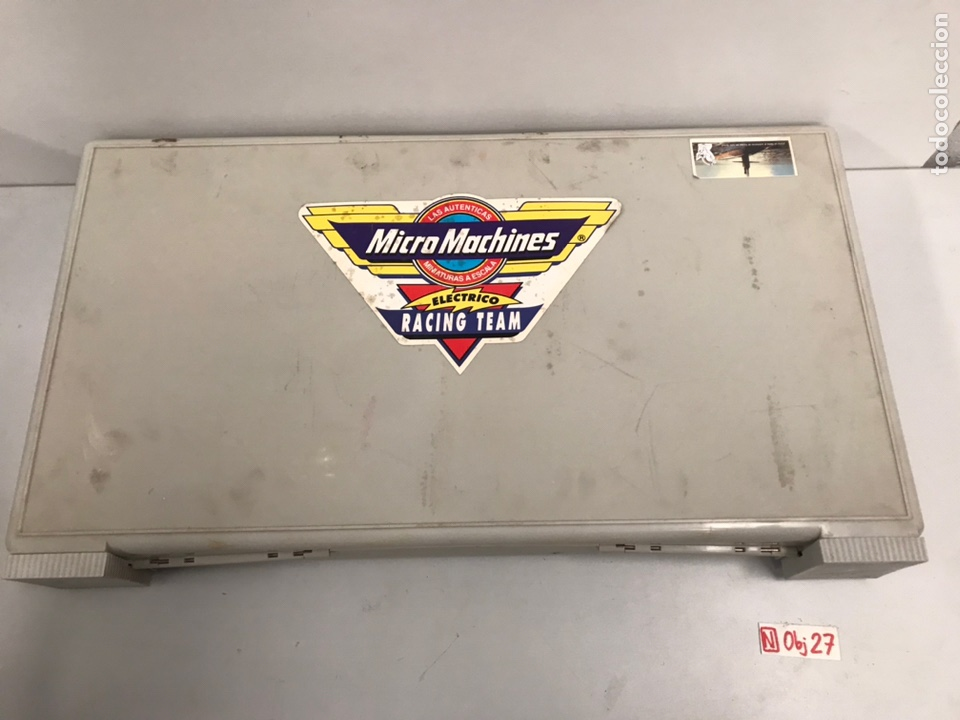 Slot Cars: Micromachines. Racing team. - Foto 2 - 194626973