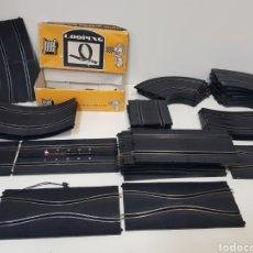 Slot Cars: PISTA CARRERAS JOUEF + PISTAS LOOPING JOUEF. Lote 194743123