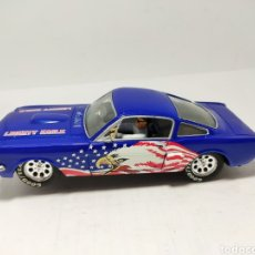 Slot Cars: CARRERA EVOLUTION FORD MUSTANG GT LIBERTY EAGLE. Lote 195016081