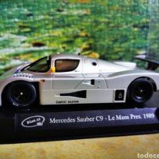 Slot Cars: MERCEDES SAUBER C9. Lote 195020830