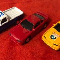 Slot Cars: LOTE DE 3 COCHES SLOT ESCALA HO . Lote 195149162