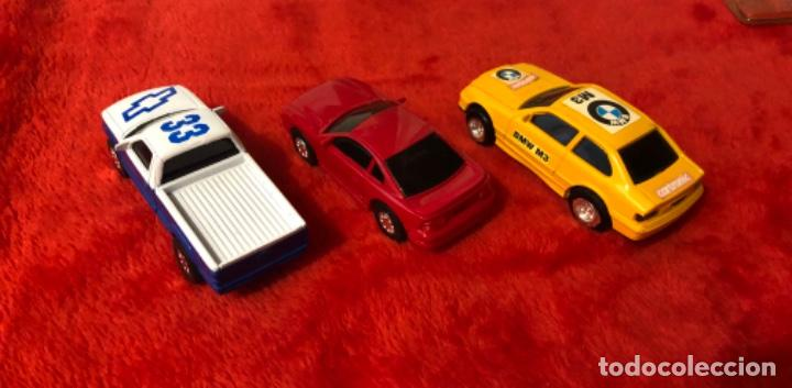 Slot Cars: LOTE DE 3 Coches slot escala HO - Foto 2 - 195149162