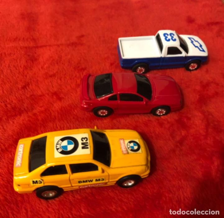 Slot Cars: LOTE DE 3 Coches slot escala HO - Foto 3 - 195149162