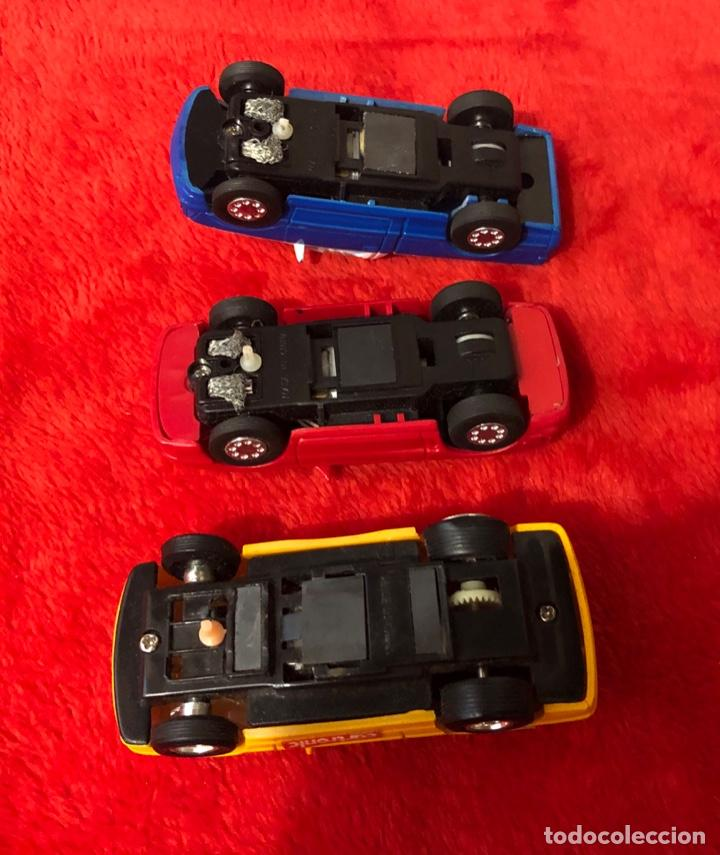 Slot Cars: LOTE DE 3 Coches slot escala HO - Foto 5 - 195149162