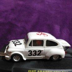 Slot Cars: FIAT ABARTH REPROTEC MODELO 1000 TCR. Lote 195332720