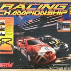 Slot Cars: RACING CHAMPIONSHIP. ARTIN 2007. Lote 195409671
