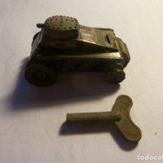 Slot Cars: TANQUE METALICO PAYA CON LLAVE Nº10642. Lote 195631455
