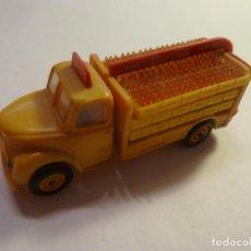 Slot Cars: CAMION EBRO .COCACOLA MINI-CARS. Lote 195631531