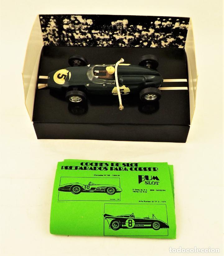 Slot Cars: Slot MRRC Cooper nº 5 - Foto 3 - 197522806