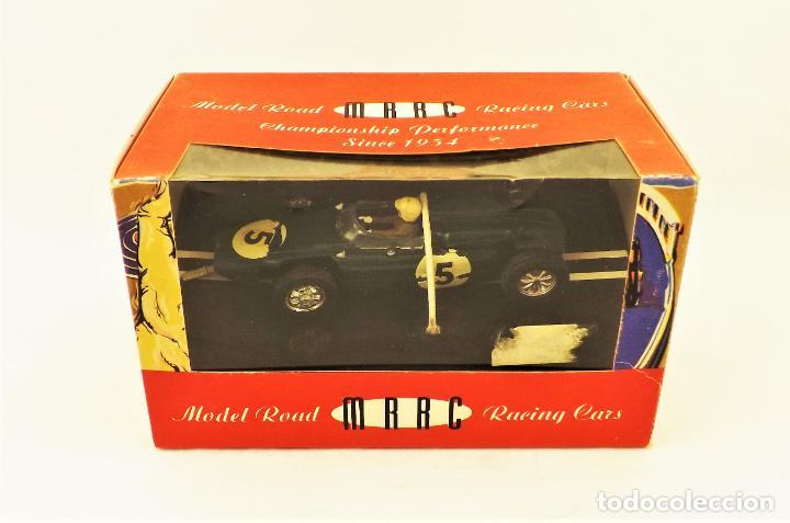 Slot Cars: Slot MRRC Cooper nº 5 - Foto 4 - 197522806