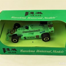 Slot Cars: BUM SLOT FORMULA 1 TEXACO. Lote 197523296
