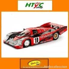 Slot Cars: SLOT.IT PORSCHE 962 CK6 #10 24 HS LE MANS 1989 KENWOOD SI-CA34C. Lote 213557540