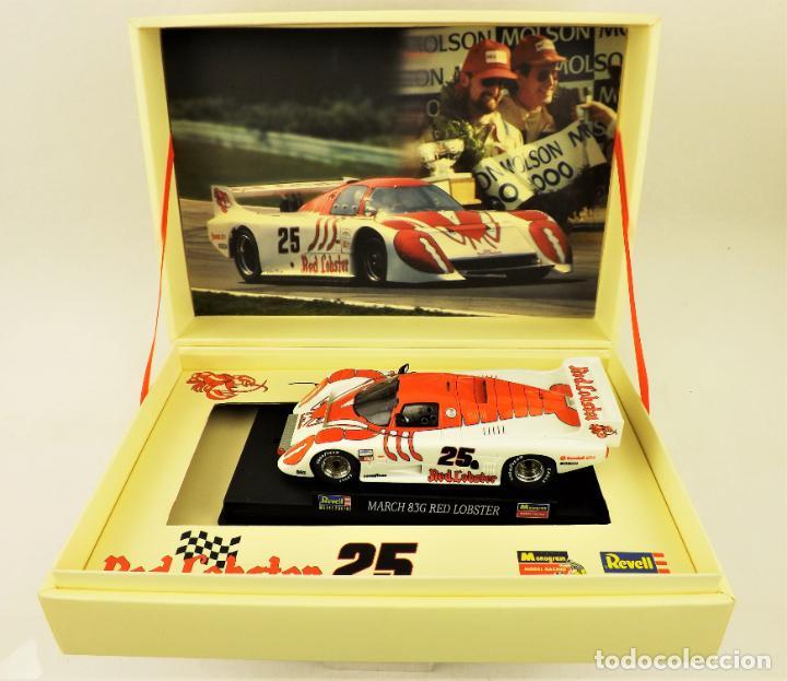 SLOT REVELL MARCH 83G RED LOBSTER (ED. LIMITADA) (Juguetes - Slot Cars - Magic Cars y Otros)