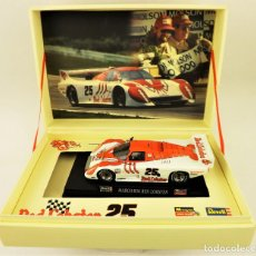 Slot Cars: SLOT REVELL MARCH 83G RED LOBSTER (ED. LIMITADA). Lote 197754203
