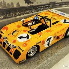 Slot Cars: SLOTER MINIMODELS LOLA T280 ECURIE BONNIER. Lote 197951238